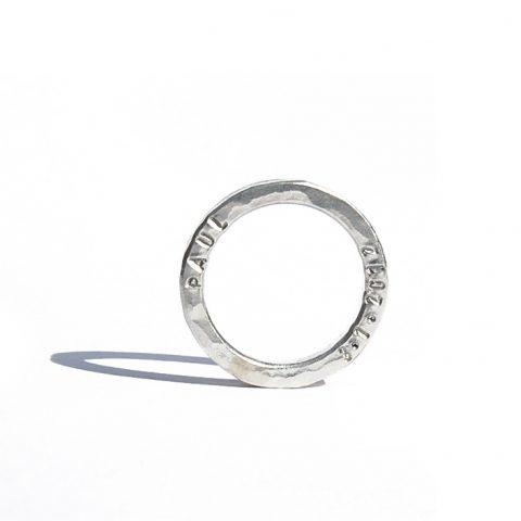"Ring ""Geprägt"""