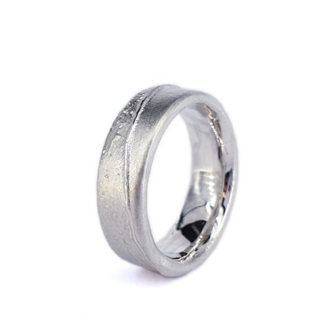 "Ring ""Gegossen"""