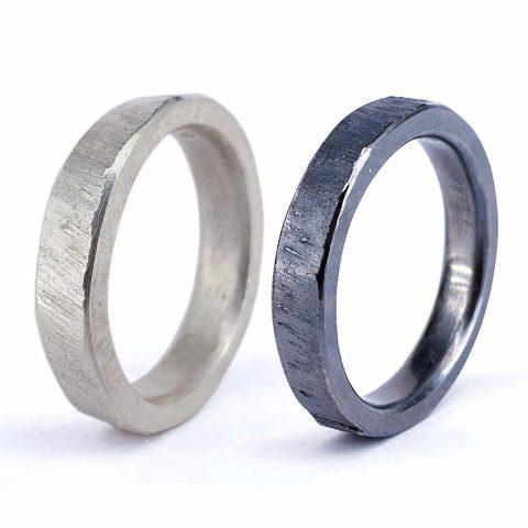 """Ring """"Gesägt"""""""